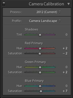 1_Camera_Calibration_settings