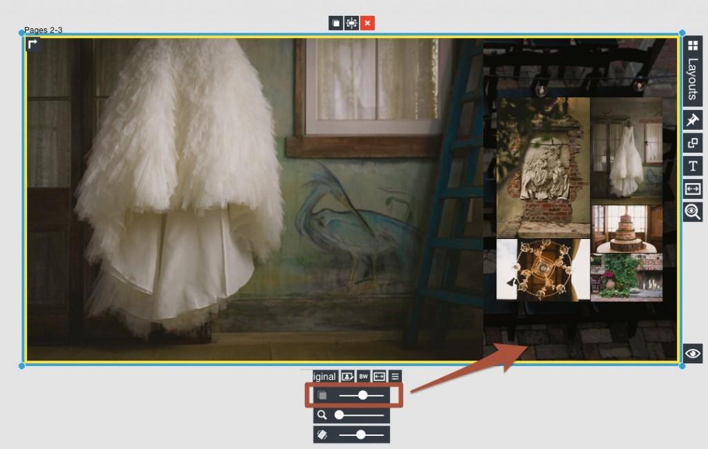 background image controls